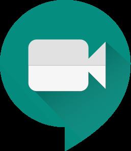 Google Meet, Logo.